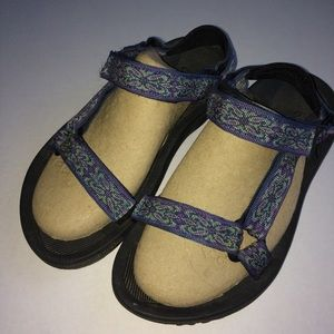2af291f39ead85 Teva Shoes - Teva Hurricane Sport Sandals 6471 Size 8